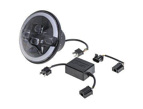 7″ Round LED Headlight